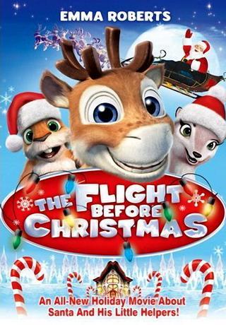 Полет перед Рождеством / The Flight Before Christmas (2008) DVDRip