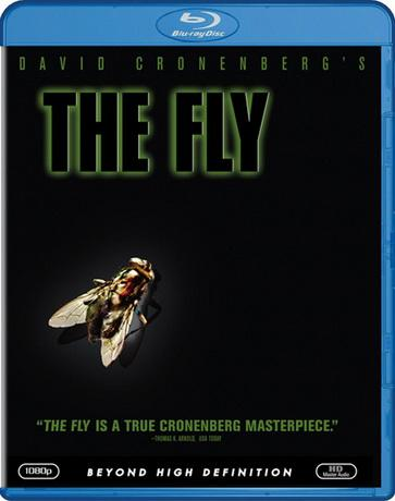 Муха / The Fly (1986) BDRip