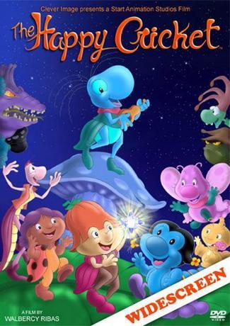 Приключения Кристофера в волшебном лесу / The Happy Cricket (2006) DVDRip
