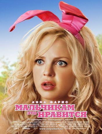 Мальчикам это нравится / The House Bunny (2008) DVDRip