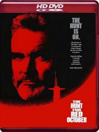 Охота за «Красным Октябрем» / The Hunt for Red October (1990) HDRip