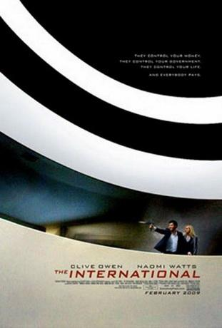 Интернэшнл / The International (2009) DVDRip