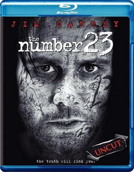 Роковое число 23 [Режиссерская Версия] / The Number 23 [Director's Cut] (2007) BDRip
