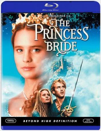 Принцесса невеста / The Princess Bride (1987) BDRip