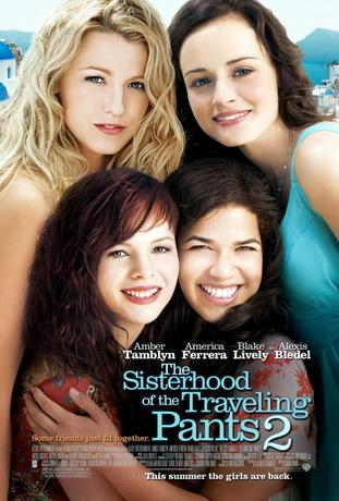 Джинсы - талисман 2 / The Sisterhood of the Traveling Pants 2 (2008) DVDRip