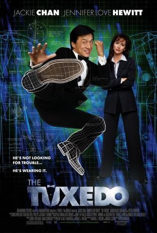 Смокинг / The Tuxedo (2002) DVDRip