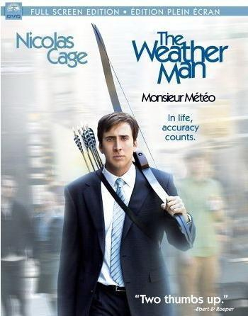 Синоптик / The Weather Man (2005) DVDRip