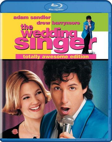 Певец на свадьбе / The Wedding Singer (1998) BDRip
