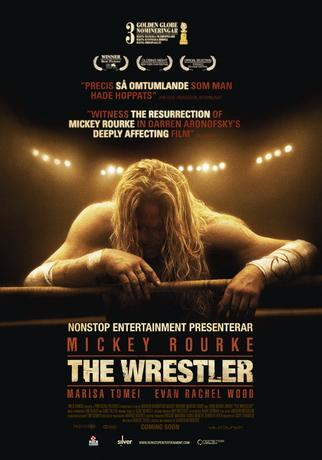 Рестлер / The Wrestler (2008) DVDRip
