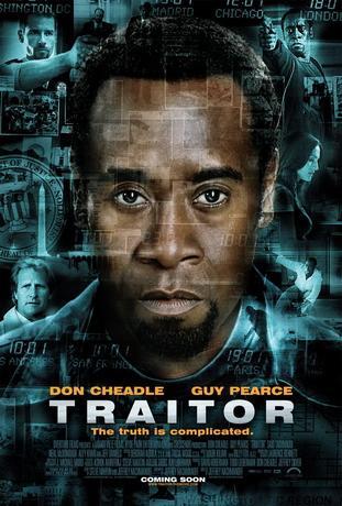 Предатель / Traitor (2008) DVDRip