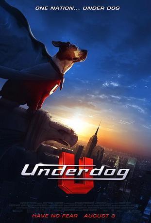 Суперпес / Underdog (2007) DVDRip