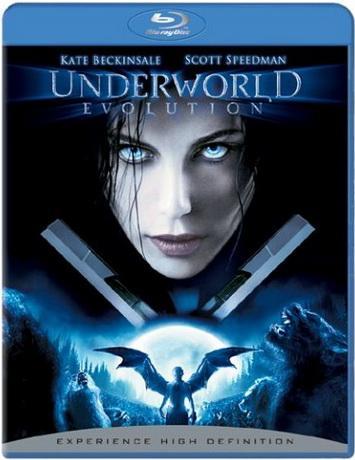 Другой мир 2: Эволюция / Underworld: Evolution (2006) BDRip