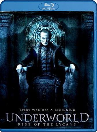 Другой мир: Восстание ликанов / Underworld: Rise of the Lycans (2009) BDRip