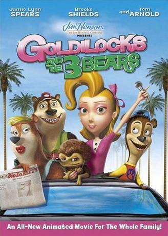 Изменчивые басни: Златовласка и три медведя / Unstable Fables: Goldilocks & 3 Bears Show (2008) DVDRip