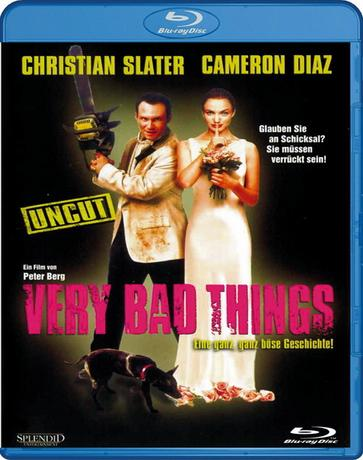 Очень дикие штучки / Very Bad Things (1998) BDRip