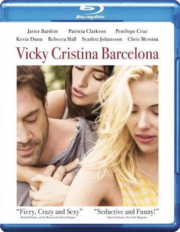 Вики Кристина Барселона / Vicky Cristina Barcelona (2008) BDRip