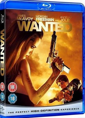 Особо опасен / Wanted (2008) BDRip