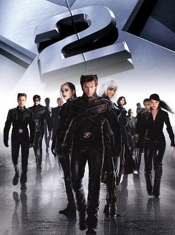 Люди Икс 2 / X2 (2003) DVDRip