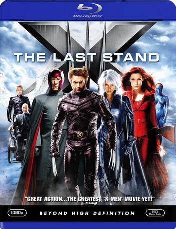 Люди Икс: Последняя битва / X-Men: The Last Stand (2006) BDRip