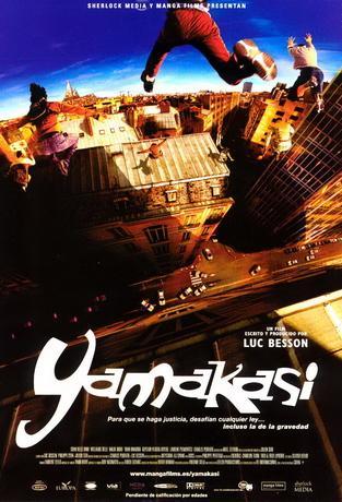 Ямакаси: Новые самураи / Yamakasi - Les samoura239;s des temps modernes (2001) DVDRip
