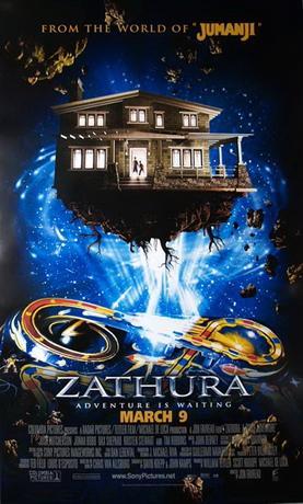 Затура: Космическое приключение / Zathura: A Space Adventure (2005) DVDRip