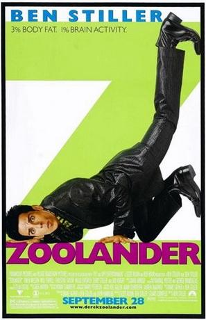 Образцовый самец / Zoolander (2001) DVDRip