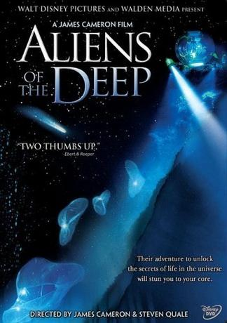 Чужие из бездны / Aliens of the Deep (2005) DVDRip