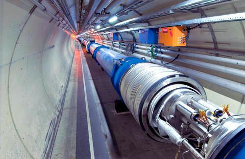 Суперсооружения: Большой адронный коллайдер / Megastructures: Atom Smasher (2008) SATRip