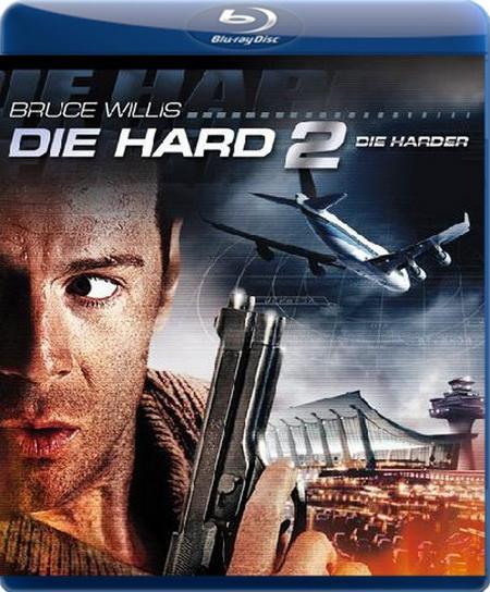 Міцний горішок 2 / Крепкий орешек 2 / Die Hard 2 (1990) BDRip