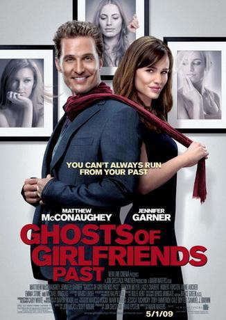 Призраки бывших подружек / Ghosts of Girlfriends Past (2009) DVDRip
