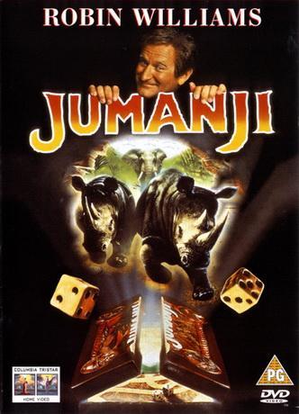 Джуманджи / Jumanji (1995) DVDRip