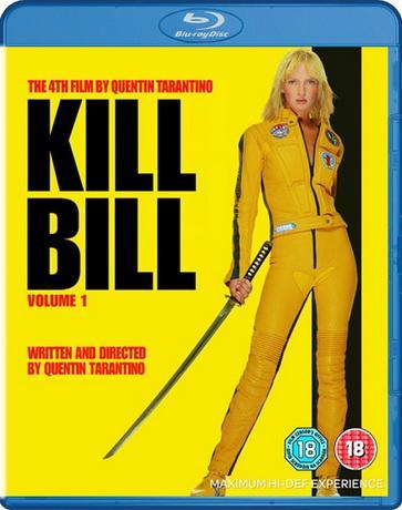Убить Билла / Kill Bill: Vol. 1 (2003) BDRip