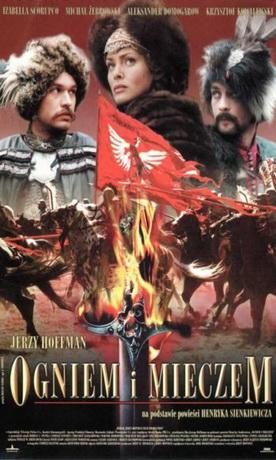 Огнем и мечом / Ogniem i mieczem (1999) DVDRip (4 серии)