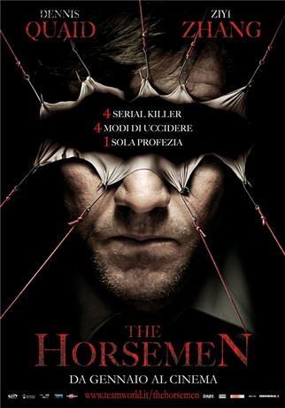 Всадники / The Horsemen (2009) DVDRip
