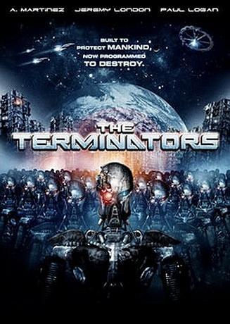 Терминаторы / The Terminators (2009) DVDRip