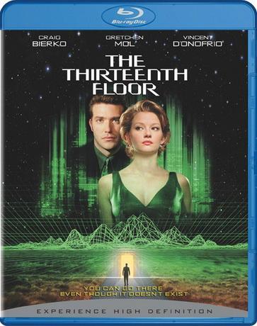 Тринадцатый этаж / The Thirteenth Floor (1999) BDRip