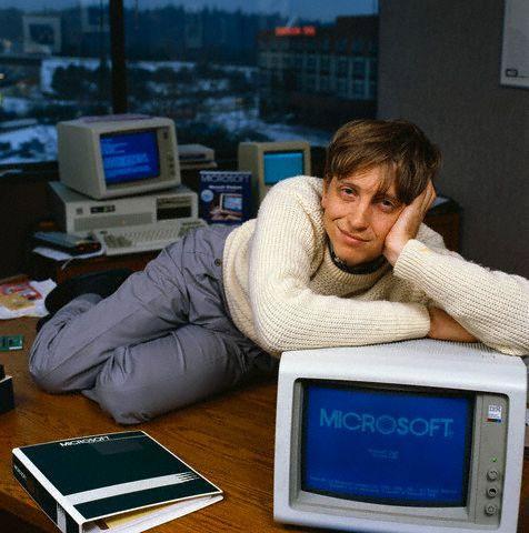 Последний день Билла Гейтса в Microsoft (видео)