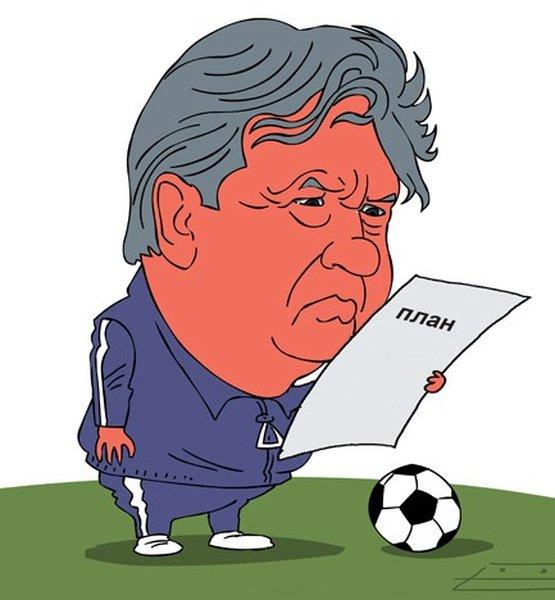 Стали известны планы комманд на Евро 2008