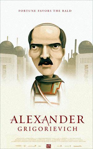 Alexander Grigorievich