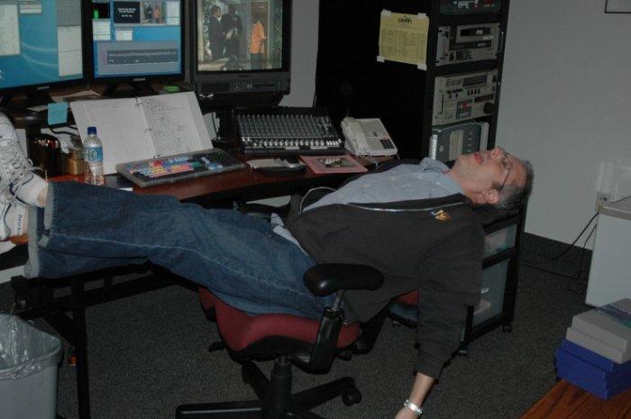 Человеки устали