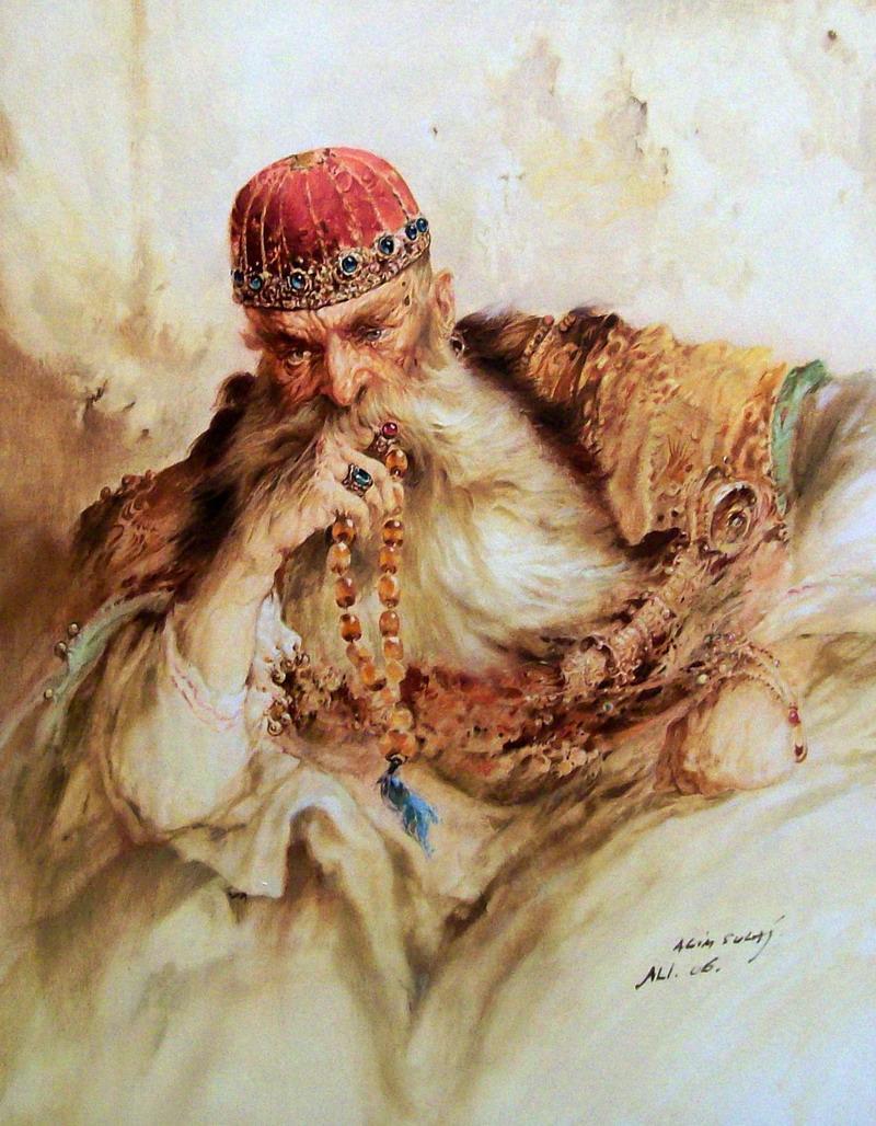 Illustrations from Agim Sulaj