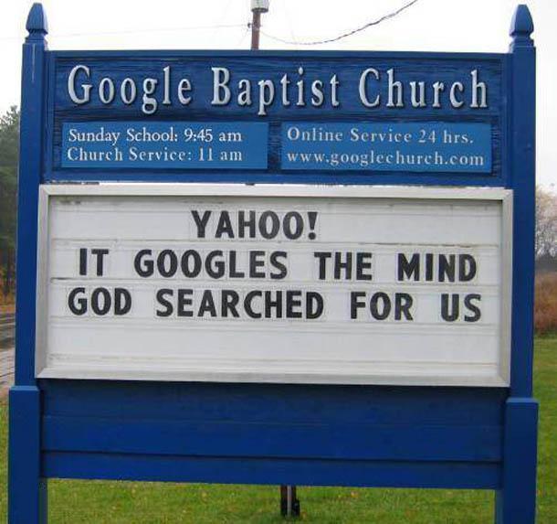 Что будет, если Google захватит мир...