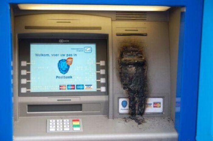 Весёлые Банкоматы (28 фото)