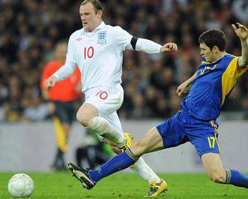 Сегодня Украина сыграет с Англией