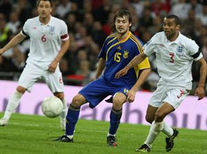 Украина - Англия - 1:0 + ВИДЕО