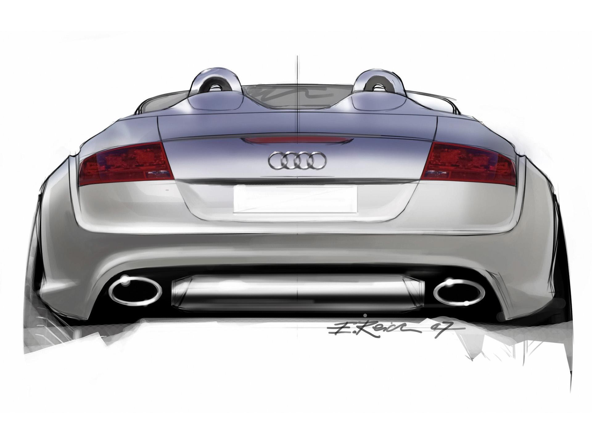Скачать Audi, TT, авто, машины, автомобили, фото, обои, картинка