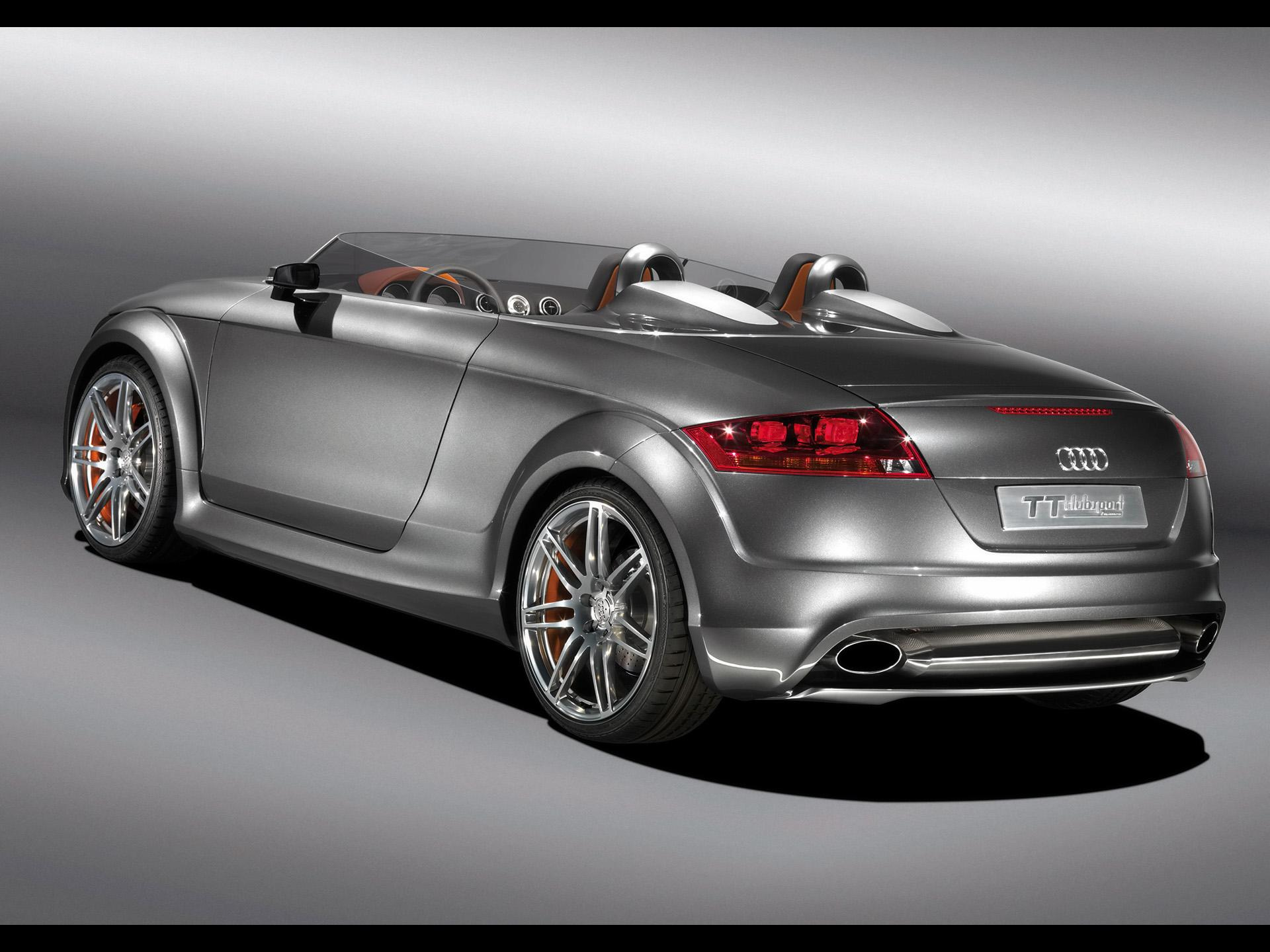 Audi TT Clubsport Quattro Study HQ Wallpapers