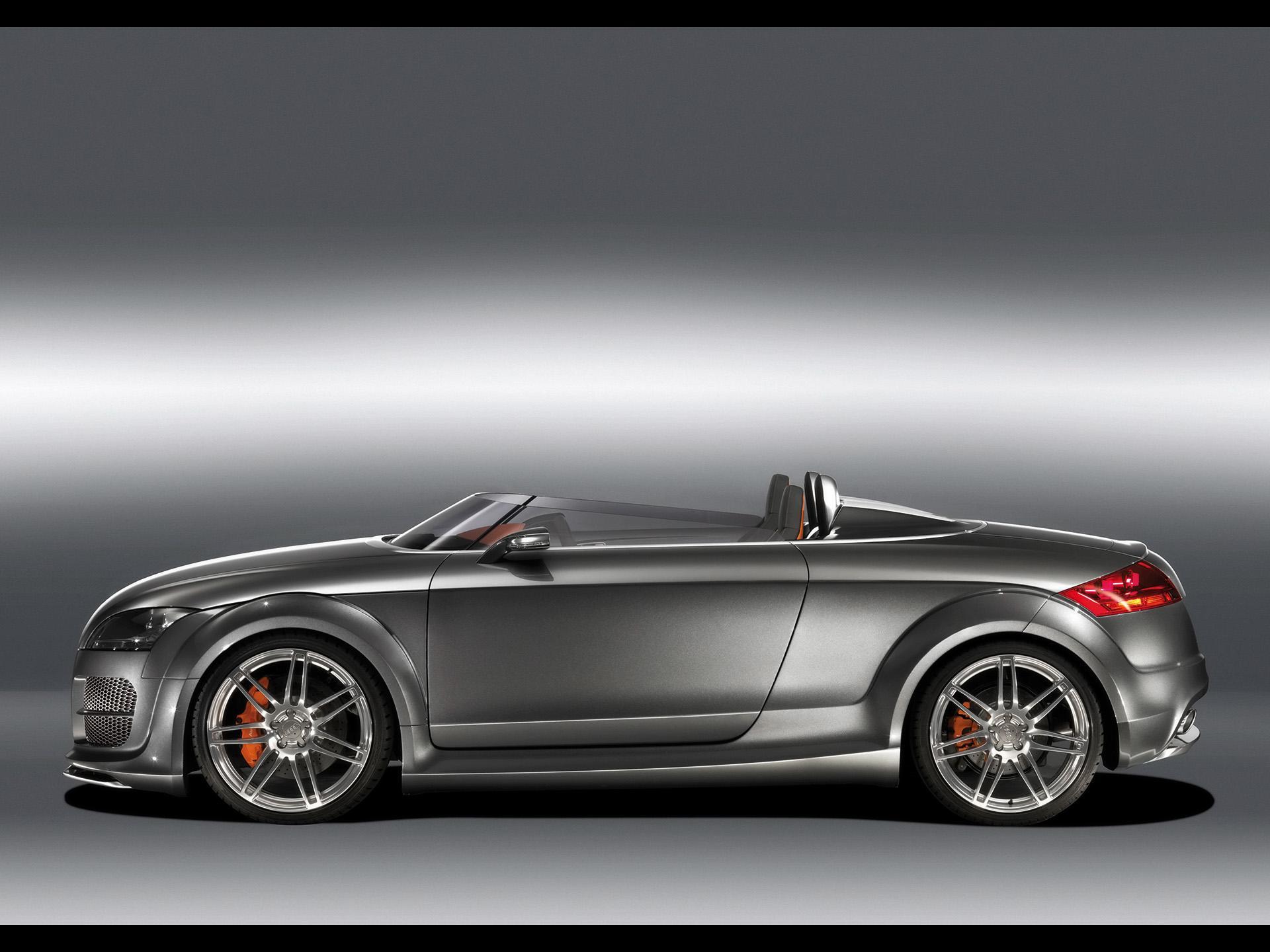 Audi TT Clubsport Quattro Study HQ Wallpapers