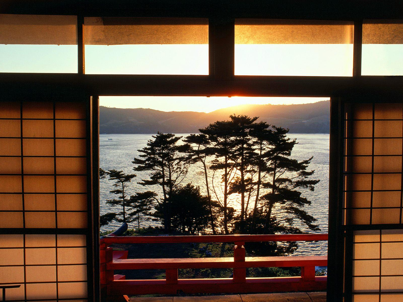 Яркие краски Японии. Обои.