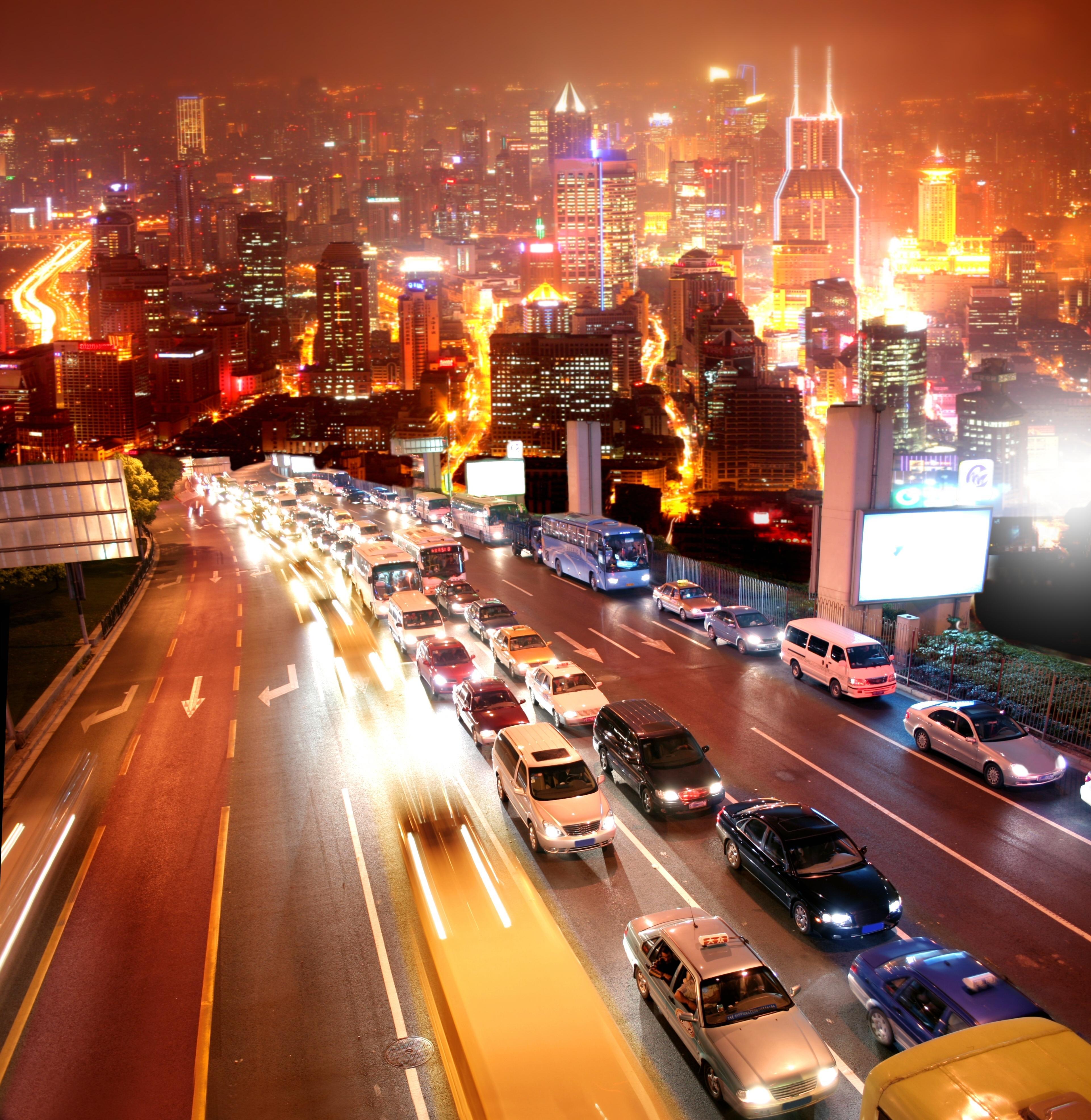 Свет города (03-10-2009)